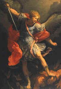 St. Michael Archangel ~ Guido Reni