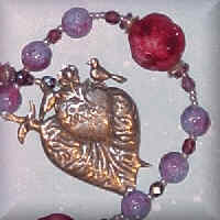 Chaplet of the Two Hearts (Immaculate Heart of Mary and Sacred Heart of Jesus)