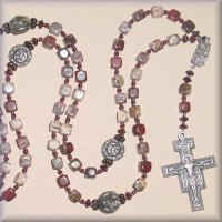 Franciscan Crown, Seraphic Rosary, Seven Joys of Mary, St. Francis