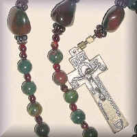 Celtic, Gaelic, Penal, Irish, rosary rosaries chaplet