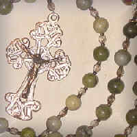 Celtic/Gaelic/Irish Penal rosaries