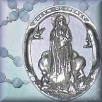 Queen of Peace, rosary rosaries chaplet