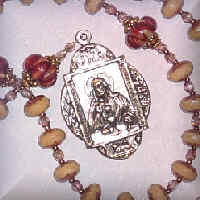 Sacred Heart Rosaries and Chaplets
